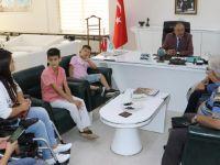 Akhisar Engelliler Meclisi'nden Büyükşehir'e ziyaret