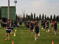 Akhisar Belediyespor'da Sivasspor hazırlıkları başladı
