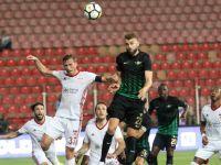 Akhisar Belediyespor, evinde konuk ettiği Sivasspor'u 1-0 mağlup etti