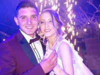 MHP Akhisar İlçe Başkan Yardımcısı Osman Çelik'in oğlunun görkemli düğünü