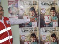 Orhan Çeçen; kurban bereketi yıl boyunca sürecek