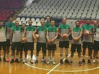 Akhisar Belediyespor takımı yeni sezon hazırlıklarına başladı