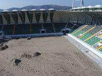 Spor Toto Akhisar Belediye Stadyumunda son durum