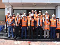 Rusya Federasyonu Sanayi Bakan Yardımcısı Georgiy Kalamanov Akhisar'a geldi