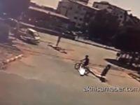 14 yaşında hayatını kaybeden Emirhan'ın tren kazasındaKİ görüntüleri yayınlandı