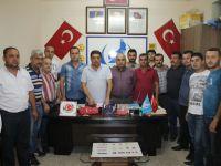Akhisar Ülkücü İşçiler Derneğinden toplu istifa