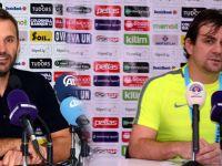Akhisar Belediyespor – Kasımpaşa maçının ardından