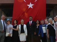 MHP Manisa İl Teşkilatında toplu istifa