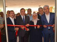 Resim, Rölyef Sergisi törenle açıldı