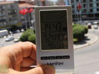 Türkiye Sıcak Hava Dalgasının Etkisine giriyor!