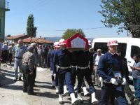 Kıbrıs Gazisi Nuri Yavuz son yolculuğuna uğurlandı
