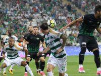 Akhisar, Bursa'dan eli boş döndü 3-0
