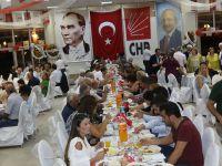 CHP Akhisar İlçe Teşkilatından 94.yıl kuruluş yıldönümü birlik ve dayanışma gecesi