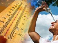 Türkiye Sıcak Hava Dalgasının Etkisinde Kalmaya Devam Ediyor