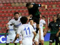Teleset Mobilya Akhisarspor, evinde Kardemir Karabükspor'u 2-1 yendi