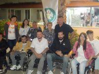 Akhisar Engelli Kent Meclisine Ulaşım Desteği