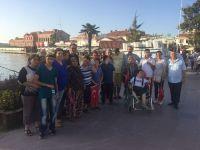 Sevgi Çocukları, 25. Uluslararası Ayvalık engelliler kültür ve sanat etkinliklerine katıldı
