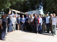 Erzurum Büyükşehir Belediye Başkanı Mehmet Sekmen'in Akhisar Ziyaretleri