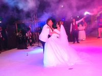 Özlem ile Ali'nin muhteşem düğünü