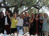 Ülkü Ocakları Akhisar Temsilciliği ilçe kadın kolları ilk kez toplandı