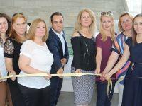 Alüminyum Folyo el sanatları sergisi açıldı