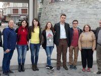 Fevzi Keskinoğlu Anadolu Lisesi Litvanya yolculuğuna hazır