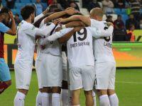 T.M. Akhisarspor, deplasmanda Trabzonspor'u 6-1 yendi