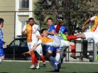 Çağlayanspor Halitpaşa'yı 5-2'le geçti