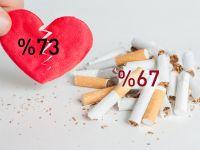 Türkiye'deki bağımlılar için sigarayı bırakmak neredeyse boşanma süreci kadar stresli