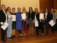 Kadın Girişimciler Boğaziçi'nden mezun oldu