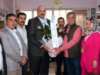 Ülkü Ocakları, Akhisar Haber'i ziyaret etti