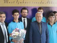 Bosna lideri İzzetbegoviç Akhisar'da anıldı