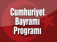 29 Ekim Cumhuriyet Bayramı 96.yıl etkinlikleri programı açıklandı
