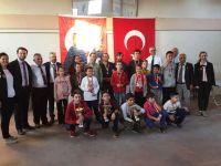 Cumhuriyet Bayramı satranç turnuvası düzenlendi