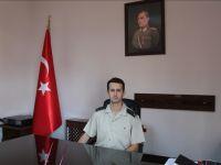 Askerlik Şubesi Başkanı Metin Göreve Başladı
