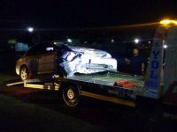 Akhisar'da kaza 2 yaralı