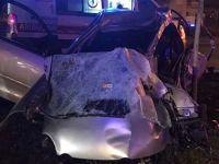 İzmir'deki kazada Akhisar plakalı araçta 5 polisten 2'si şehit oldu