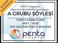 Akhisar Penta Akademi A gruplarını unutmadı