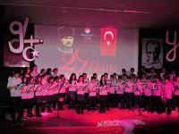29 Ekim Cumhuriyet Bayramı Bahçeşehir Koleji'nde tüm kademelerde coşkuyla kutlandı