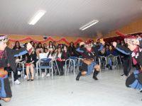 Özel Akhisar Eksen Temel Lisesinde Cumhuriyet Bayramı kutlaması