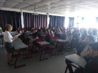 Merkez öğrencilerinden Atatürk'e mektup