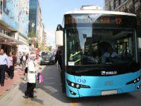 Toplu taşımada aktarma uygulaması başladı