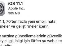 iOS 11.1 yayınlandı! İşte iOS 11.1 ile gelen yenilikler