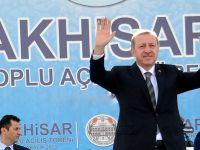 Cumhurbaşkanı Erdoğan, Akhisar'da 2 projenin açılışını yapacak