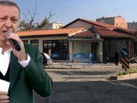 İşte Cumhurbaşkanı Erdoğan'ın açılışını yaptığı Dombaycıoğlu Hanı