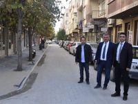 Akhisar'da sokaklar güzelleşiyor
