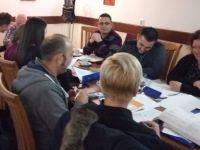 Halk eğitim merkezi proje açılış toplantısını Romanya'da gerçekleştirdi