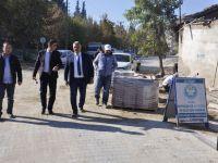 Hacı İshaklılardan Başkan Ergün'e davet