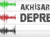 Akhisar'da 4.4 şiddetinde deprem meydana geldi