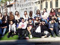 Macide-Ramiz Taşkınlar Fen Lisesi İspanya'dan döndü